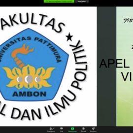 APEL KERJA FAKULTAS ILMU SOSIAL DAN ILMU POLITIK